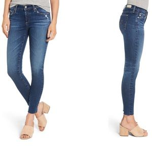 AG The Legging Super Skinny Ankle Jeans